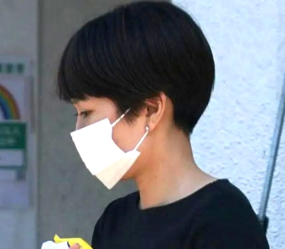 ショートヘアの前田敦子
