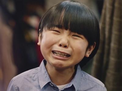 寺田心の泣き演技