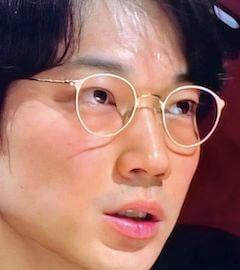 綾野剛のメガネ