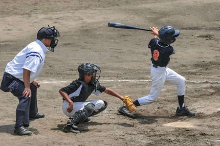 少年野球のイメージ