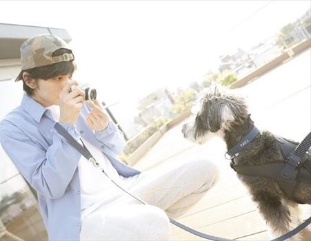 北村匠海と犬